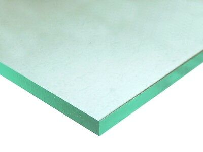 "3/8"" Frosted Green Edged Acrylic Plexiglass Sheet 24""x12"" Sheet AZM Sale"