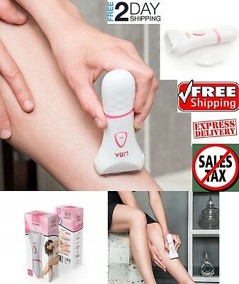 Women Electric Shaver Painless Instant Hair Removal Leg Flawless Finishing Touch