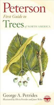 Peterson First Guide to Trees by Petrides, George A.