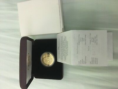 1996 Olympic 1/2oz Zeus Gold Proof Coin-very very rare!!!