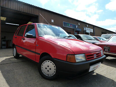 1992 FIAT UNO 60 S 1.1 IE - Just 31k Miles, Exceptional Condition, 100% Original