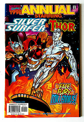 Silver Surfer Annual 1998 (Marvel) Thor VF/NM