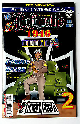 Luftwaffe 1946 #117 (2004 Antarctic Press) Families of Altered Wars