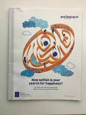 The Psychologist - HOW SELFISH IS YOUR SEARCH FOR HAPPINESS? - August 2018
