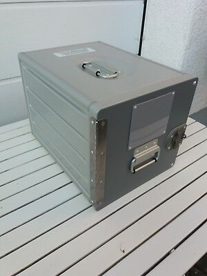 Standard Container Unit Flugzeugtrolley Airline Catering Box mit Lagerungsspuren