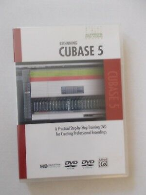 - Beginning Cubase 5 [Dvd-Rom/dvd - 1 Disc] (Brand New) All Region 4 [Now 69.75]