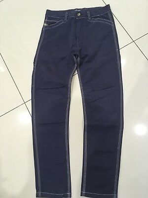 Boys Diesel Chino Jeans Age 10 navy