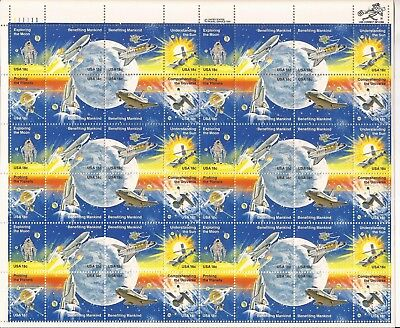 Scott 1912-19 Space Mint Sheet of 48/18c