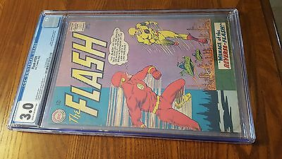 Flash #139, CGC 3.0, GD/VG, 1st appearance of Professor Zoom, the Reverse Flash