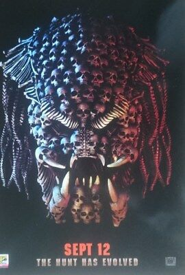 Odeon The Predator A4 Sized Glossy Poster