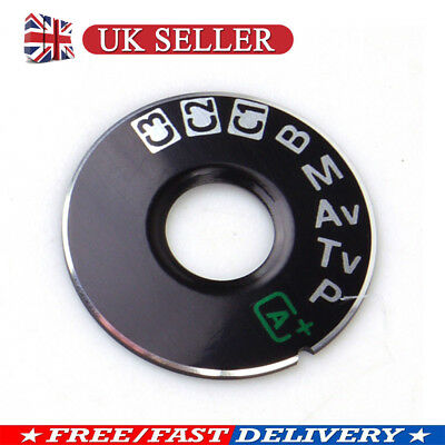 UK Dial Mode Plate Interface Cap Replacement Part For Canon EOS 5D Mark III 5D3
