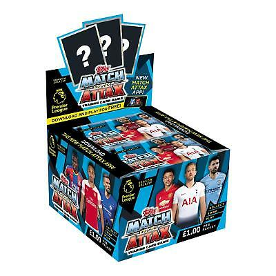 New Match Attax 18/19 - Pick Your Own- Base Cards, Rising Stars, Star Signings