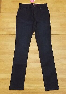 New--Girls Tcp Place Super Skinny Jeans--Size 14S