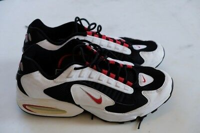 baee7278e528d0 OG 90s VTG NIKE AIR TRIAX MAX 1996 Running 11 Shoes 604047 061 Dad Shoe Bred