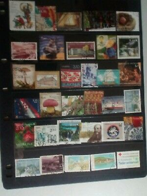 1 page  beautiful stamps from Croatia, fine used!