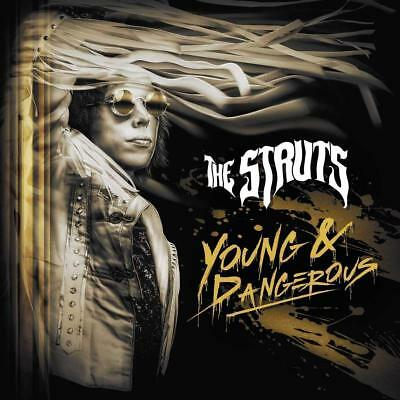 Young & Dangerous by The Struts Interscope Discs 1 602577009099 Audio CD NEW