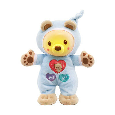 Vtech Sleepy Glow Bear Soothing Night Light Musical Relaxing Toy For Babies