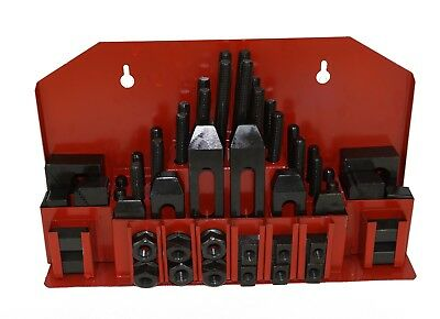 Clamping Kit For Mill/Drill 58pcs