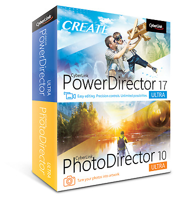 cyberlink powerdirector 16 與 photodirector 9 ultra