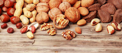 Mixed Nuts In Shell 3Kg - Free Post Included (Excellent For Xmas!!!)