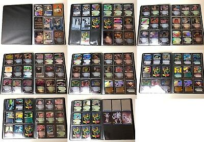 Dragon Ball Z CCG TCG Sammlung Dragonball Collection Foil Holo 100 Cards Karten