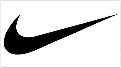 Nike Original Sticker Logo Car Decal Vinyl ! Buy 2 Get 3 /Buy 3 Get /Buy 5 Get10