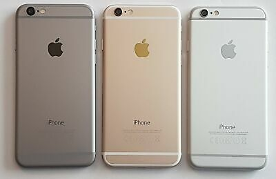 Apple iPhone 6 16GB 32GB 64GB 128GB Silber Spacegrau Gold Smartphone o. Simlock
