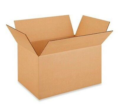 "16 x 11 x 9"" Corrugated Boxes 25/bundle"