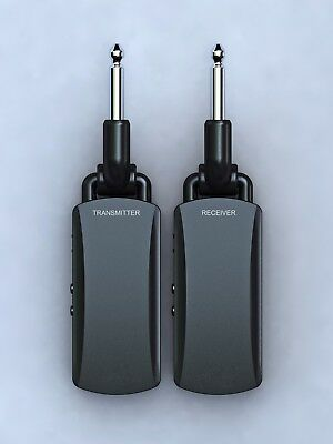Xvive U2 Wireless System Electric Guitar Live Stage Transmitter Receiver Similar