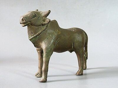 Beautiful & Rare Antique Cow Sculpture Cheap Don't Miss