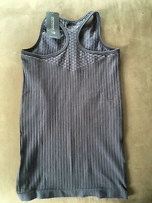 14c2b7a96253c NEW ATHLETA RENEW Racerback Tank Silver Bells XS Orig Price  49.00 ...