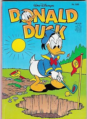 Donald Duck, Band 506