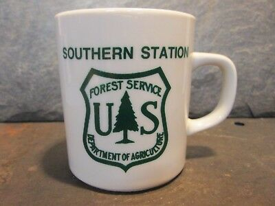 US Forest Service Mug Southern Station