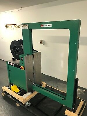 Signode SMB 4400 Strapping Machine Banding Machine Strapper