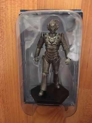 Bbc Series Doctor Who Dr Issue 3 Cyber Controller Eaglemoss Figurine Collectable