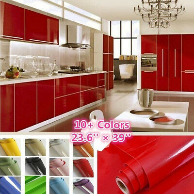 Self Adhesive Premium Pearlized Home Decor Wallpaper Wall Decal Vinyl Stickers