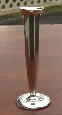 Whiting Gorham Sterling Silver Bud Vase Solid NOT WEIGHTED