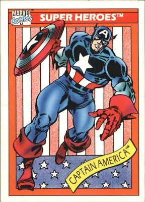 1990 Marvel Universe I (Pick Card From List) C41