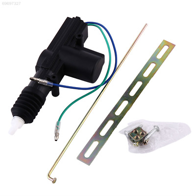 0C4E OEM 2 Wire Central Lock Keyless Entry Locking DC Solenoid Actuator Car Safe