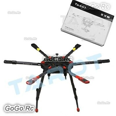Tarot X6 Hexacopter Umbrella Folding Arm With Electronic Landing Gear TL6X001