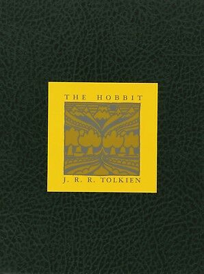 The Hobbit (or There and Back Again) by J.R.R. Tolkien Classics Hardcover NEW