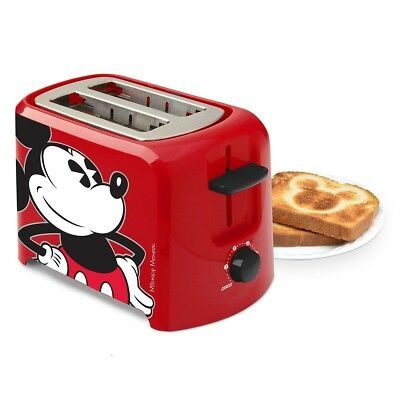 Walt Disney Mickey Mouse 2 Slice Toaster Collectable