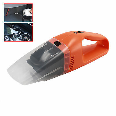 12V 100W Car Vacuum Cleaner Portable HandHeld Wet/Dry Floor Carpet Cleaning