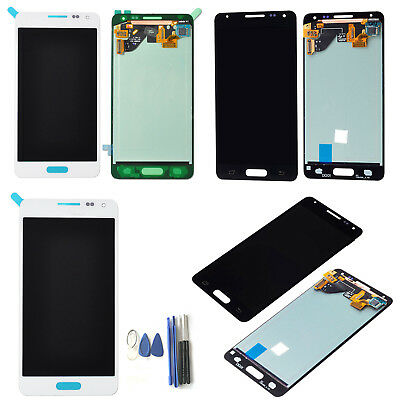Pour Samsung Galaxy Alpha sm-g850f Display Glass + Full Touch Screen écran LCD