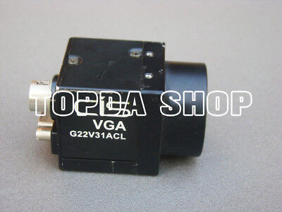 1PC CIS VCC-G22V31ACL Black and white high speed CCD industrial camera#SS