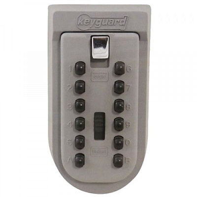 Burton Key Guard Digital Key Safe
