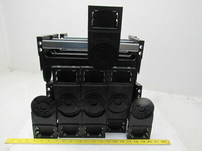 """Igus 450.30 141400.20 11-1/2"""" w x 2-1/4"""" T ID Cable Carrier End Mounting Bracket"""
