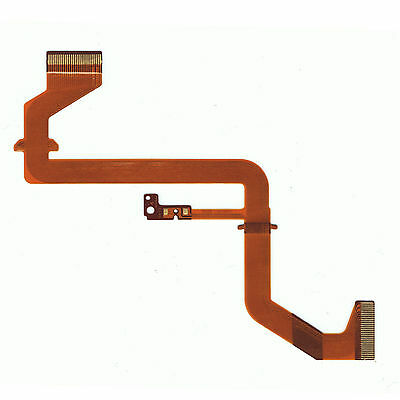 Panasonic NV-GS24 NV-GS26 NV-GS27 LCD Screen Flex Cable Replacement Part NEW