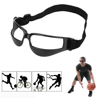 HK- Sport Heads Up Basketball Dribble Dribbling Specs Goggles Glasses Training G