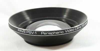 Pave PSV-1 Perispheric Video Lens 58mm